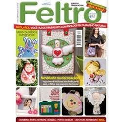 Revista Coleção Trabalhos em Feltro (Ano III - Nº30)