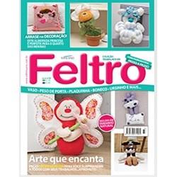 Revista Coleção Trabalhos em Feltro (Ano III - Nº33)