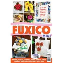 Revista Coleção Trabalhos em Fuxico Mini (Ano I-Nº03)