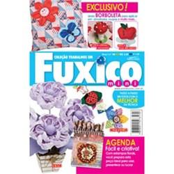 Revista Coleção Trabalhos em Fuxico Mini (Ano I-Nº06)