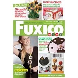 Revista Coleção Trabalhos em Fuxico Mini (Ano I-Nº08)