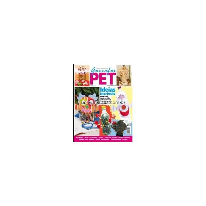 Revista Coleção Trabalhos em Garrafas Pet (Ano I - Nº07)