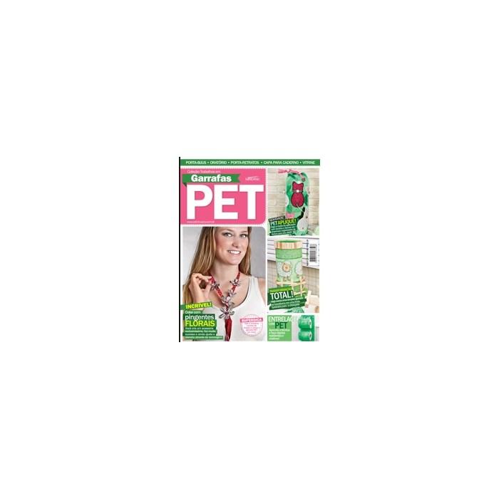 Revista Coleção Trabalhos em Garrafas Pet (Ano II - Nº13)