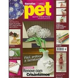 Revista Coleção Trabalhos em Garrafas Pet (Ano II - Nº21)