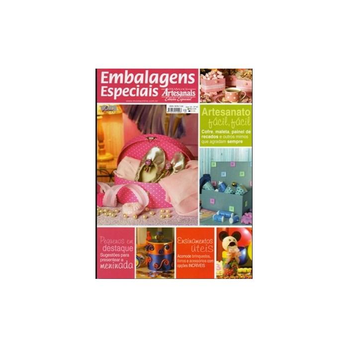 Revista Embalagens Especiais (Ano 10 - Nº 62 )