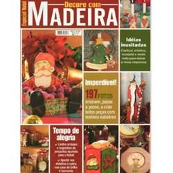 Revista Especial Natal Decore com Madeira (Ano 02-Nº02)