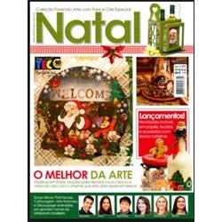 Revista Fazendo Arte com Toke e Crie Especial Natal Ano I N° 01