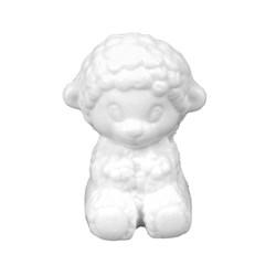 Sabonete Decorativo Mini Ovelha Branca - com 1 unidade