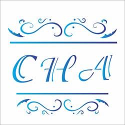 Stencil OPA 10x10 Simples 1 Chapa (OPA783) Chá