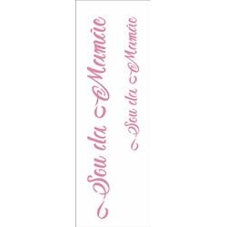 Stencil OPA 10x30 Simple 1 Chapa (OPA2885) Frase Sou da Mãe