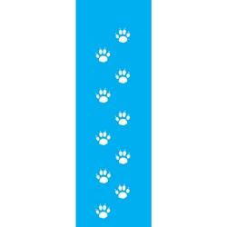 Stencil OPA 10x30 Simples 1 Chapa (OPA041) Patinhas