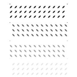Stencil OPA 20x25 Simples 1 Chapa (OPA2270) Estamparia Rêtro IV