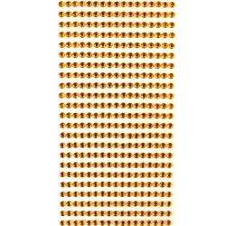 Strass Adesivo 4mm SA4L Amarelo