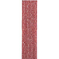 Strass Adesivo 4mm ST4-09 Vermelho