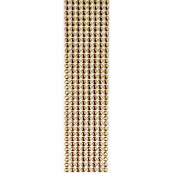 Strass Adesivo 5mm ST5-15 Dourado