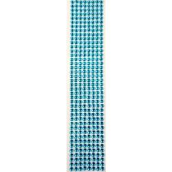Strass Adesivo 6mm ST6-10 Azul Turquesa