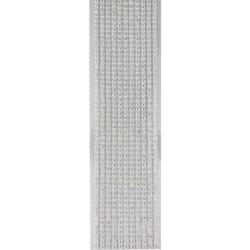 Strass Adesivo Florzinha 4mm SF4 Branco Irizado