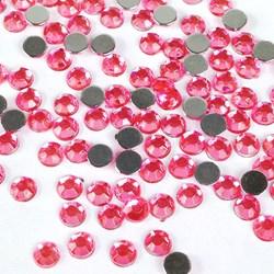 Strass Rosa 4mm GS005 - com 120 Unidades