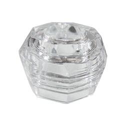 Tampa Acrílica Diamante R28 - 25x28mm