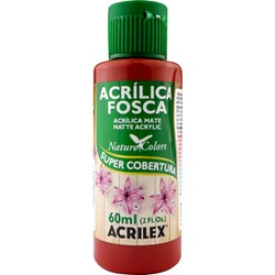 Tinta Acrílica Fosca - Nature Colors Acrilex 60mL - 506 Cerâmica