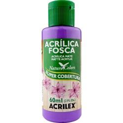 Tinta Acrílica Fosca - Nature Colors Acrilex 60mL - 516 Violeta