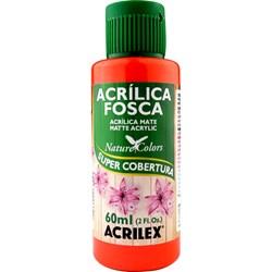Tinta Acrílica Fosca - Nature Colors Acrilex 60mL - 517 Laranja