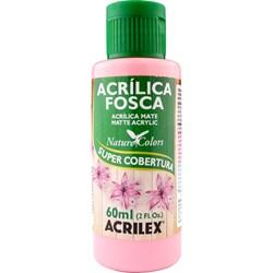 Tinta Acrílica Fosca - Nature Colors Acrilex 60mL - 537 Rosa