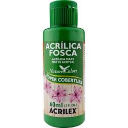 Tinta Acrílica Fosca - Nature Colors Acrilex 60mL - 582 Verde Grama