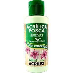 Tinta Acrílica Fosca - Nature Colors Acrilex 60mL - 820 Verde Primavera