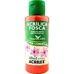 Tinta Acrílica Fosca - Nature Colors Acrilex 60mL - 932 Telha