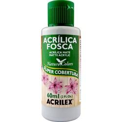 Tinta Acrílica Fosca - Nature Colors Acrilex 60mL - 933 Cinza