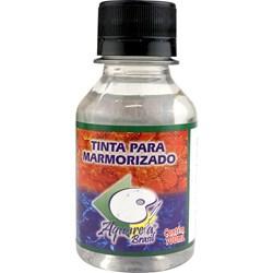Tinta para Marmorizado Aquarela Brasil 100mL - 099 Incolor