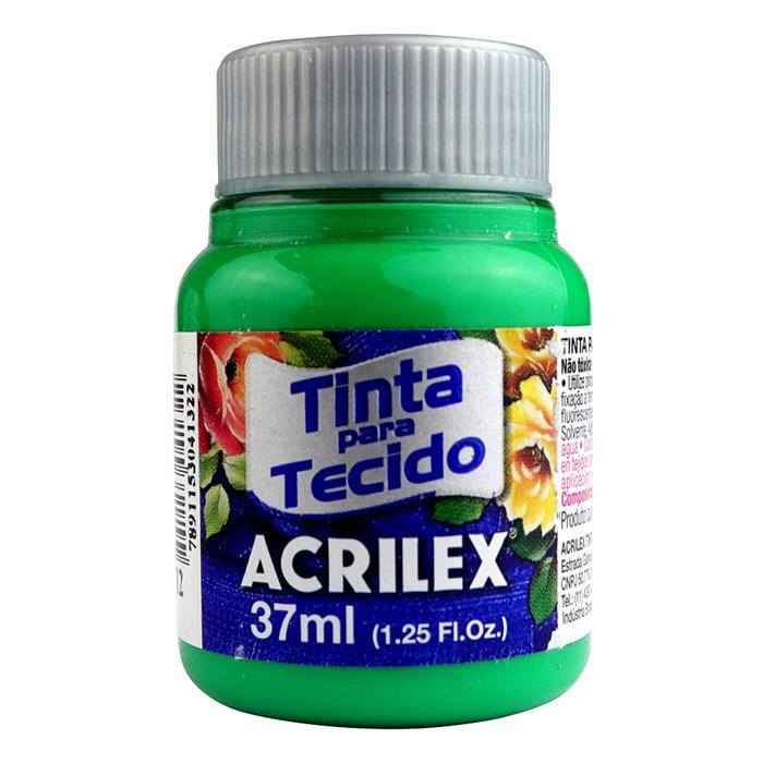Tinta para Tecido Fosca Acrilex 37mL - 512 Verde Veronese