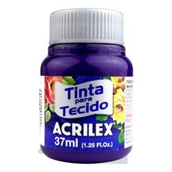 Tinta para Tecido Fosca Acrilex 37mL - 516 Violeta