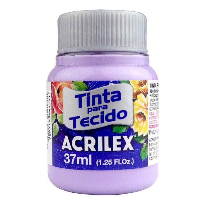 Tinta para Tecido Fosca Acrilex 37mL - 528 Lilás