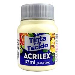 Tinta para Tecido Fosca Acrilex 37mL - 529 Marfim