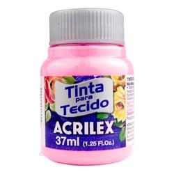 Tinta para Tecido Fosca Acrilex 37mL - 537 Rosa