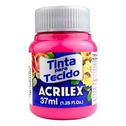 Tinta para Tecido Fosca Acrilex 37mL - 542 Rosa Escuro