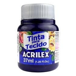 Tinta para Tecido Fosca Acrilex 37mL - 544 Azul Marinho