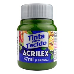 Tinta para Tecido Fosca Acrilex 37mL - 545 Verde Oliva