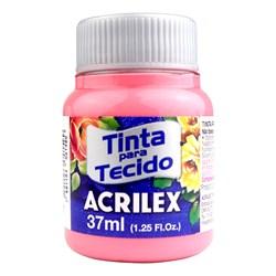 Tinta para Tecido Fosca Acrilex 37mL - 567 Rosa Chá