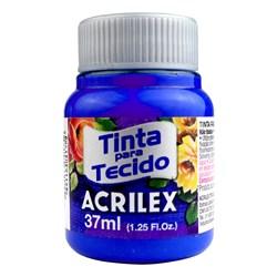 Tinta para Tecido Fosca Acrilex 37mL - 568 Azul Cerúleo
