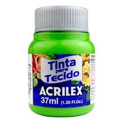Tinta para Tecido Fosca Acrilex 37mL - 572 Verde Abacate