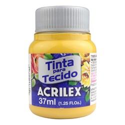 Tinta para Tecido Fosca Acrilex 37mL - 573 Ocre Ouro