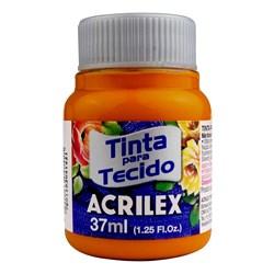 Tinta para Tecido Fosca Acrilex 37mL - 576 Cenoura
