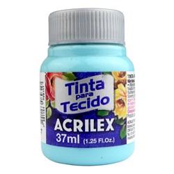 Tinta para Tecido Fosca Acrilex 37mL - 577 Turquesa