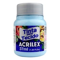 Tinta para Tecido Fosca Acrilex 37mL - 579 Azul Hortênsia