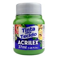 Tinta para Tecido Fosca Acrilex 37mL - 582 Verde Grama