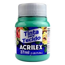 Tinta para Tecido Fosca Acrilex 37mL - 630 Verde Mar