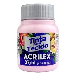 Tinta para Tecido Fosca Acrilex 37mL - 636 Rosa Inglesa
